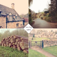 An Easter in the Cotswolds