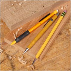 Using the right tools to measure and mark your wood will make your woodworking life a heck of a lot easier.