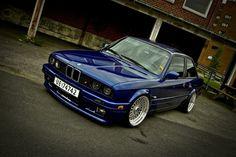 E30... blue alpina
