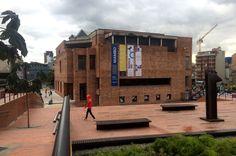 Museo de Arte Moderno de Bogotá (MAMBO), Colombia - Rogelio Salmona - © Julián Jerez V.