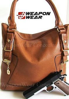 CARRY PURSES on Pinterest   Concealed Carry Purse, Concealed Carry ...