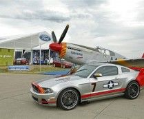Ford Mustang GT Red Tails Edition