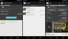 Google Play ya permite las suscripciones con periodos de prueba gratuitos en las aplicaciones http://www.xatakandroid.com/p/87422