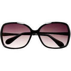 Annalise Sunglasses ($72) ❤ liked on Polyvore