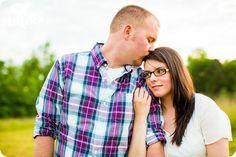 Check out Kerri & Dustin's adorable Matthews, NC e-session sneak peek!