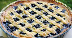 Frisk, Blueberry, Pie, Baking, Desserts, Food, Entertaining, Cakes, Recipes