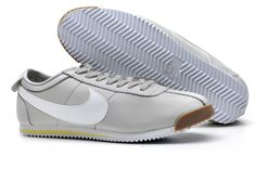 Nike Classic Cortez OG Leather Cool Grey White 511475 001 http://forinstantpurchase.com/sneakers