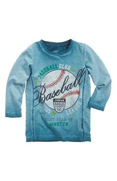 Seje Name it T-shirt Luison Petrol Name it T-shirt til Børn & teenager i behageligt materiale