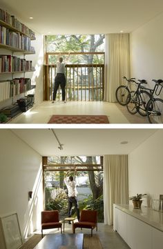 Casa estreita (Foto: Brett Boardman/Divulgação)