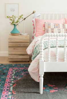 Girly Bedroom Designs 11