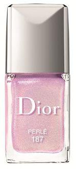 Dior Trianon Collection (Spring 2014): Vernis 187 - Perle
