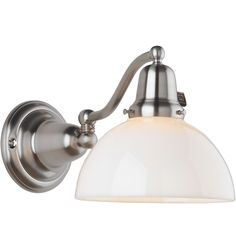 Halfway Classic Swing-Arm Wall Sconce A4588