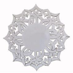 ABC Accents Nebula Wall Mirror