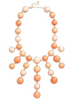 Certain Stunner Necklace, #ModCloth