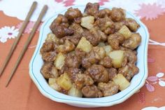 Recipe: Sweet and Sour Chicken (or Pork!)