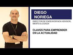 Claves para emprender en la actualidad|Nota de prensa| 5diasPY | Diego Noriega Director, Youtube, Tips, Leadership, Printing Press, Note, Youtubers, Youtube Movies, Counseling
