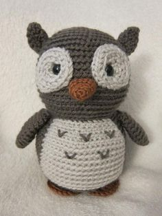 Amigurumi: Woodland Animals | Crocheting Classes on Craftsy