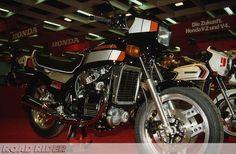 ROAD RIDER: 1982 HONDA CX650E
