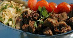 Печень по турецки очень вкусная - Империя вкусов Appetizers, Beef, Cooking, Food, Meat, Kitchen, Appetizer, Essen, Meals