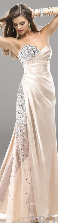 Evening gown, couture, evening dresses, formal and elegant