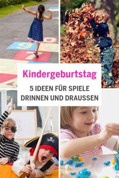 5 ideas for game ideas for children's birthdays - Kinderspiele Ice Age, Birthdays, Games, Children, Baby, Alter, Inspiration, Game Ideas, Accessories