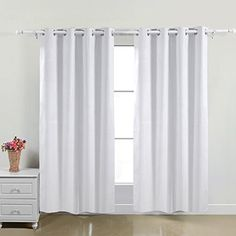 suede thermal insulated blackout curtains with backside silver backing to reflect sunlights and protect against uv rays52 inch x 63 inch two panels