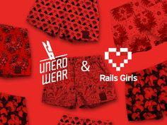 Unerdwear <3 Rails Girs! Woohoo!