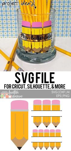 A great place to find SVG files for Silhouette Cameo and Cricut explore. Plus, lots of great project inspiration and tutorials. Wine Bottle Crafts, Jar Crafts, Teacher Appreciation Gifts, Teacher Gifts, Volunteer Appreciation, Student Teacher, Burton, How To Make Tshirts, Cricut Creations