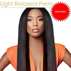 All Lengths of #ONYCHair Light Relaxed Perm are now In-Stock!  Shop your desired length today for the most natural looking #hair extensions. Shop USA Now >>> ONYCHair.com Shop UK Now >>> ONYCHair.uk