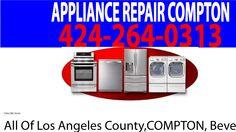 Appliance Repair Compton CA 424-264-0313
