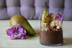 Pudding de graines de chia, tout chocolat!   Le Canard Ivre