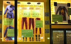 Steeds meer QR-vitrines - Emerce