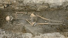 Human DNA changed when prehistoric hunter-gatherers became farmers.