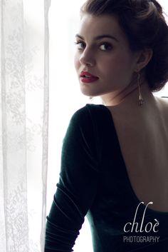 Model - Ivanka Smirnova