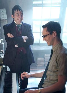 Penguin and The Riddler