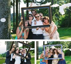 Photobooth - Wedding in Hohwald, Alsace, France {Photobooth, mariage au Hohwald en Alsace} Raphael Melka Photography