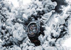 """G-Shock und Camouflage – ein beliebtes Thema, das aber nicht zu oft gespielt wird. Nach den Uhren mit den Londoner Camo-Experten von Maharishi und den eigenen DPM-Modellen 2014 ist nun ein neues G-SHOCK-Tarn-Trio erschienen: Die """"Men in Camo Collection"""". Hier"""