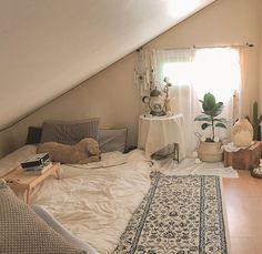 12 Distinct Bonus Space Ideas for Your Home Home Bedroom, Bedroom Decor, Bedrooms, Room Interior, Interior Design, Cozy Room, Aesthetic Bedroom, Dream Rooms, My New Room