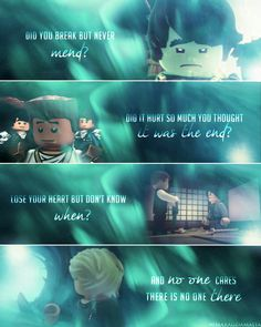 • #LEGO #NINJAGO • #TheScript [ Flares by The Script ] #lyrics ( 3/5 ) Edit made by me. Hope U like it :)