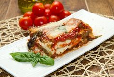 Italian Eggplant Recipes | Eggplant Parmigiana