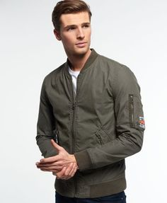 Superdry Rookie Drone Bomber Jacket