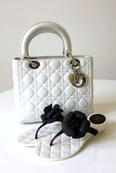 Chanel...my everlasting inspiration for all things black and white.