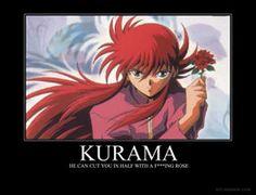 kurama by ~ignore56 on deviantART