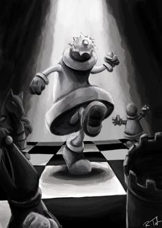 moon light Chess images | Disney-style Chess Game by *Mytherea on deviantART
