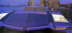 Syd Mead: U.S. Steel Interface - a portfolio of probabilities, 1969 - Sentinel Concept
