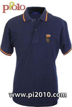 Polo marino Guardia Real, 22€ http://www.pi2010.com/polo-Bandera-España-1843/Polo-casa-real-hombre  Si te gusta, comparte