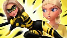 Ladybug E Catnoir, Ladybug Comics, My Little Pony Characters, Mlp My Little Pony, Miraculous Costume, Bumble Bee Nails, Anime Miraculous Ladybug, Tikki And Plagg, Arte Dc Comics