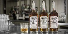 Jameson Whiskey, The Deconstructed Series
