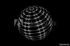 Spherical Lattice