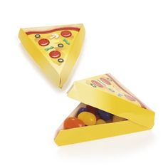 Amazon.com: Mini Pizza Party Candy Boxes (1 dz): Toys & Games